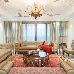 Ruang Keluarga Klasik Oleh VCJ DESIGNS Klasik