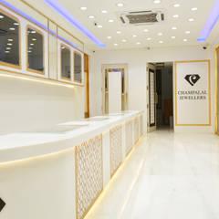 محلات تجارية تنفيذ Studio Leonix