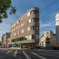 Commercial Spaces by Janik ergonomische Bürowelten