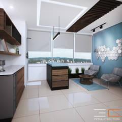 Gezondheidscentra door 3C Arquitectos S.A. de C.V.