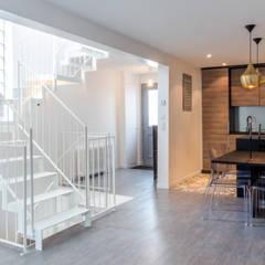 Stairs by Créateurs d'Interieur