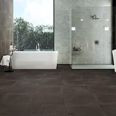 Baños modernos: Baños de estilo  por Interceramic MX,
