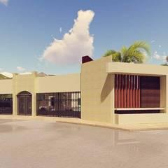 Nhà gia đình by MVH Arquitectos