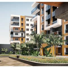 H.E: Mimarlık – H.E.:  tarz Apartman