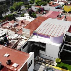 Escuelas de estilo  por ARQCUBO ARQUITECTOS