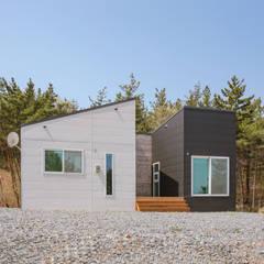 공간제작소 두번째 설계사례: 공간제작소(주)의  전원 주택