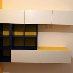 غرفة نوم أولاد تنفيذ Decórame diseño más interiorismo