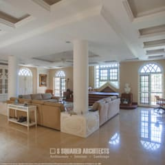 اتاق کار و درس by S Squared Architects Pvt Ltd.