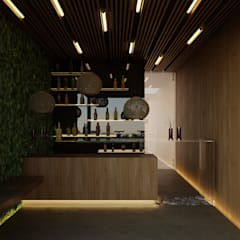 Bars & clubs by 21arquitectos,