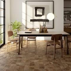 Dining room by Interceramic MX,