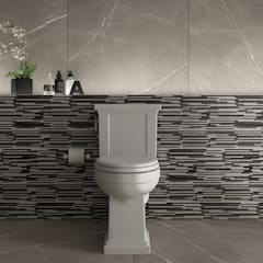 Baños de estilo  por Interceramic MX,
