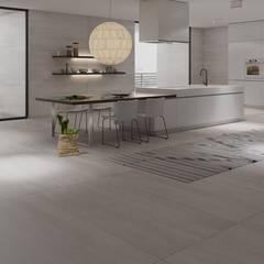 Cocinas modernas: Cocinas de estilo  por Interceramic MX, Moderno Cerámico