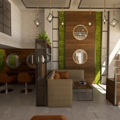 Dem Dizayn – Avcılar Kuaför Tasarımlarımız:  tarz Oturma Odası