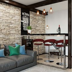 Walls by Дизайн студия 'Art House KZ'