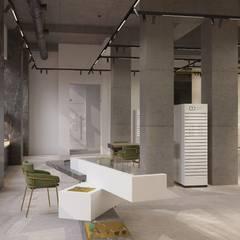 Projekty,  Kliniki zaprojektowane przez Дизайн студия VIINAPUU