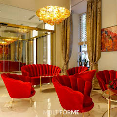 Multiforme Lighting – Hotel Das Tyrol in Vienna: Гостиницы в . Автор – MULTIFORME® lighting,