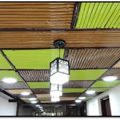 Renovation of a Residential Project. :  Roof by Ecoinch Services Private Limited,