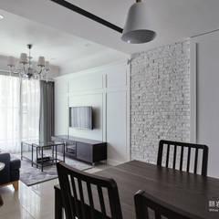 Walls by 顥岩空間設計,