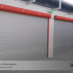 Rolety zewnętrzne od SPIN Bobko i Staniewski sp.j. Klasyczny Aluminium/Cynk