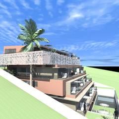 Edifício Baia de Maputo por MCSARQ Moderno