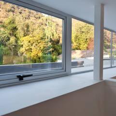 Windows by [ER+] Arquitectura y Construcción,