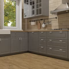 Dapur oleh Interceramic MX