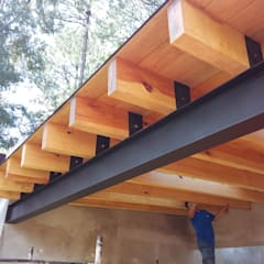 Lean-to roof by AMID