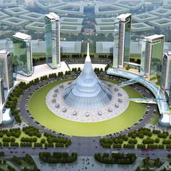LG+PARTNERS – KAZAKISTAN KHAN CADIRI:  tarz Apartman,