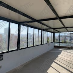 Flat roof by TechaTe