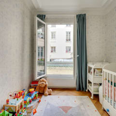 Baby room by Agence KP