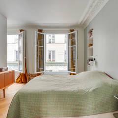 غرف نوم صغيرة تنفيذ Agence KP