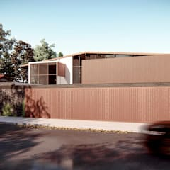 Remodelación Farallón: Casas de estilo  por Ancla Imports S.A. de C.V.