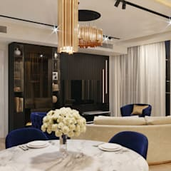 Multi-Family house by uc iç mimarlık, Classic