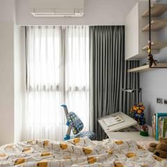 草雲:  嬰兒房/兒童房 by 思維空間設計