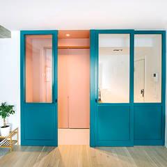 Projekty,  Drzwi wewnętrzne zaprojektowane przez nimú equipo de diseño,