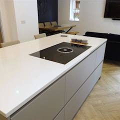 Kitchen units by PTC Kitchens