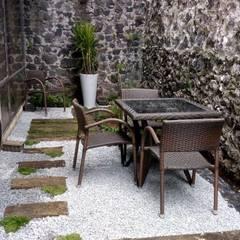 VIVERO XOCHIQUETZAL:  tarz Kayalı bahçe,