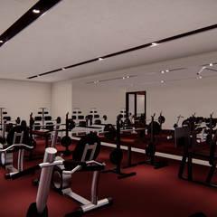 Ruang Fitness oleh Ancla Imports S.A. de C.V.