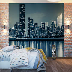 Boys Bedroom by lesadesign,