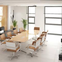 Office buildings by lesadesign