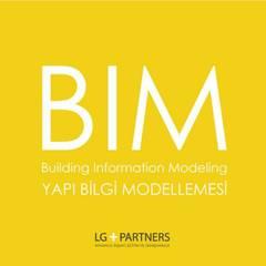 LG+PARTNERS – BUİLDİNG INFORMATİON MODELİNG (BIM):  tarz Zeminler