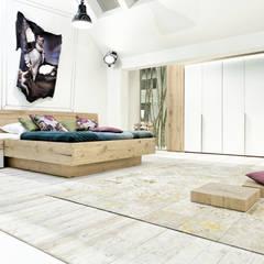 Dormitorios pequeños de estilo  por Imagine Outlet