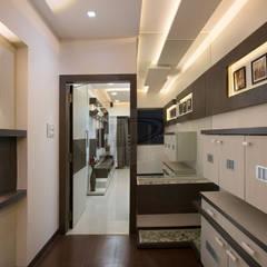 Corridor & hallway by DELECON DESIGN COMPANY, Minimalist Wood Wood effect
