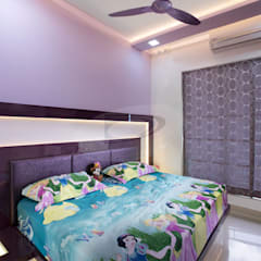 Girls Bedroom by DELECON DESIGN COMPANY,