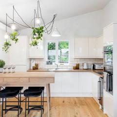 Scandinavian style kitchen by WN Interiors Scandinavian