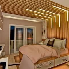 Terrace by Studio Barreto Fernandes, Modern