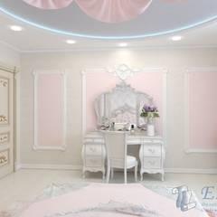 Nursery/kid's room by Цунёв_Дизайн. Студия интерьерных решений., Classic