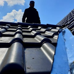屋頂 by Dachdeckermeisterbetrieb Dirk Lange