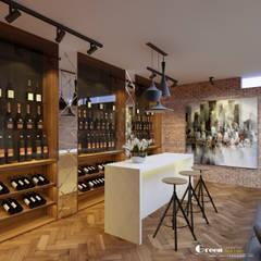 THIẾT KẾ BIỆT THỰ SÂN VƯỜN ECOPARK – THÁCH THỨC MỌI GIỚI HẠN:  Hầm rượu by Green Interior,