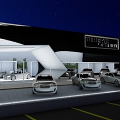 Car Dealerships by Arquitecto Almaguer